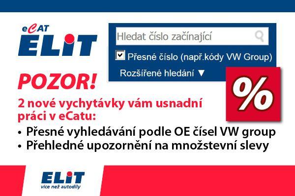 Nahradni dily internetovy obchod ELIT CZ, nahradni dily pro vozidla - ecat.elit.cz