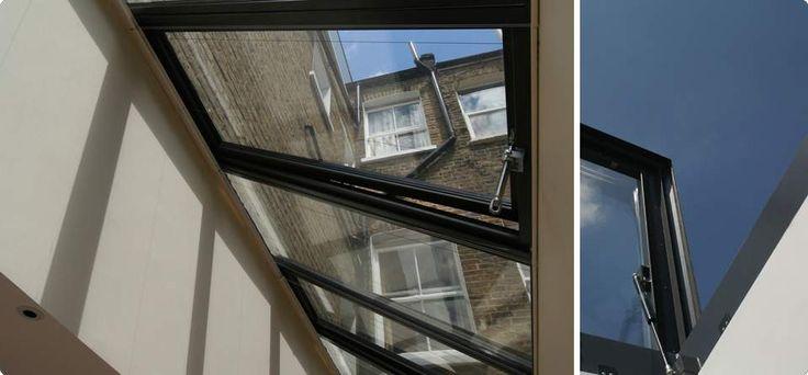 Opening Rooflight