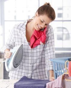 Strijken met aluminiumfolie en proppen nat krantenpapier in je leren schoenen…