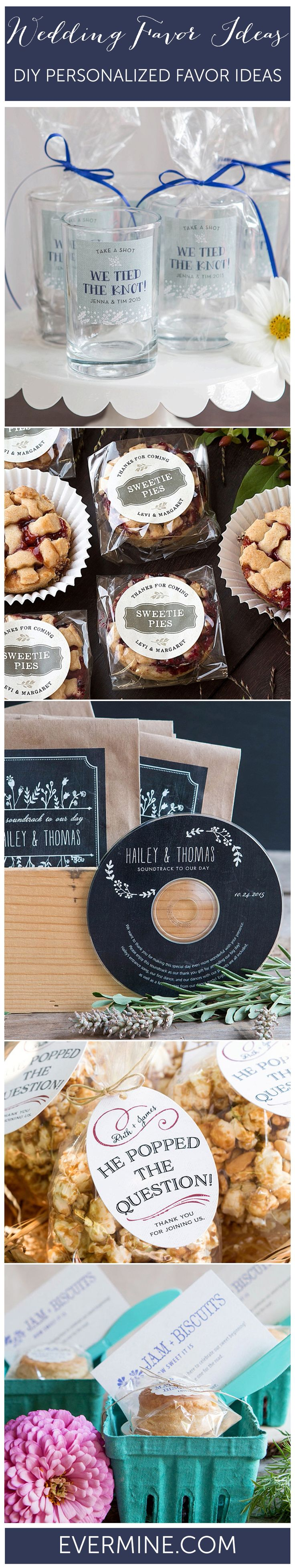 17 Best Ideas About Personalized Favors On Pinterest