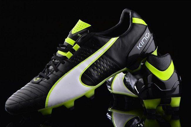 Buty piłkarskie Puma King II FG #football #soccer #sports #pilkanozna #futbol #puma