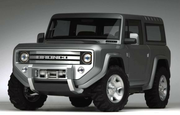 2020 Ford Bronco 2 Door Ford Bronco