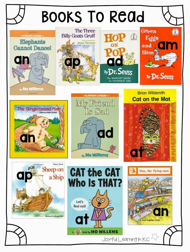 This post will share you some word family books you can illustrate and read during word study time. {Word Families  AT, AM, AP, AD, AN} Read a book to the classt