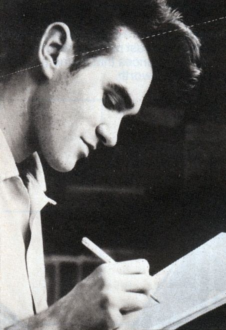 Dear Santa, please please please let me get what I want. - Morrisey's Christmas Letter
