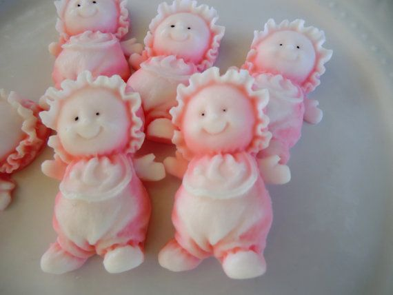 Baby Shower Favor 20 Baby Onesie Soap baby by BubbleCitySoap