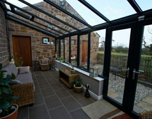 Wintergarten zweigeschossig ~ Best terrasse wintergarten images decks