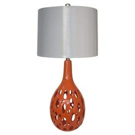 Retro funky lamp