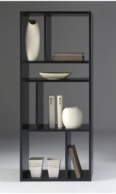 Bookshelf available in different finishes