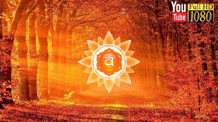30 min 🎶 Secondo Chakra 🎶 Musica Rilassante per Meditazione 🎶 Musica Amb... La meravigliosa Natura con Musica Rilassante - Il secondo chakra Svadhistana, il chakra sessuale
