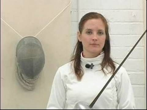 Epee Fencing Attacks : Angles & Flicks in Epee Fencing - YouTube