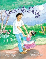 Dance me, Daddy. Dance me around.Don't let my feet ever touch down.There's nothing better than being your girl.If I am your princess, then you are king of the world.'This picture book by singer and songwriter Cindy Morgan sparkles with the joy of childhood and the blessings of families. Sing along with the CD performed by Point of Grace