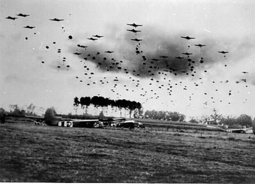 Operation Market-Garden, which includes the Battle for Arnhem, began in September 1944 and became the single largest airborne battle in history, even larger than the German invasion of Crete, Operation Mercury. Market-Garden was the only true attempt by the Allies to use airborne forces in a large strategic invasion role in Europe and would be the last time.