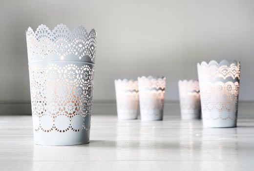 IKEA Candles & candles holders