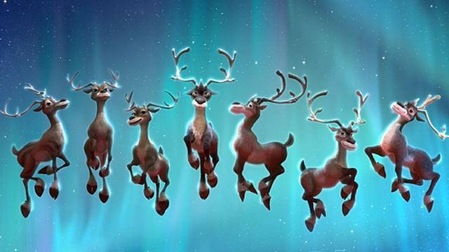 All of Santa's Reindeer, Ranked From Best to Worst