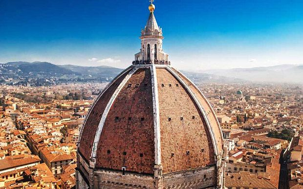 Top 10: European city breaks for 2016 - Florence