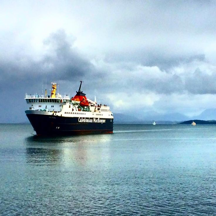 LOVE a ferry #isleofmull #craignure #calmac #scotland