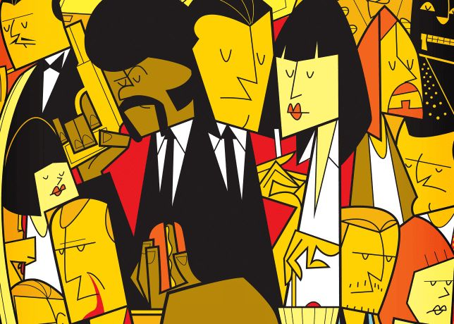 Pulp Fiction by Ale Giorgini | made.com