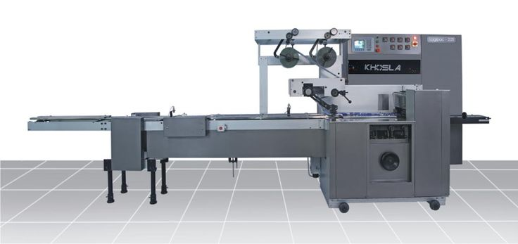 LOGIPAC 22S - High-speed soap packaging machine
