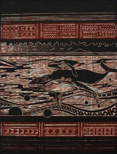Tohora Whanau by David Teata