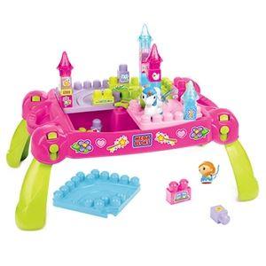 Mega Bloks First Builders Lil' Princess Fairytale Forest Table