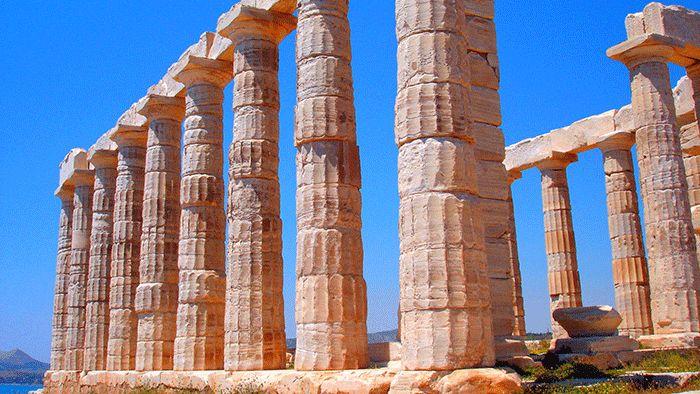 Temple of Poseidon – Cape Sounio
