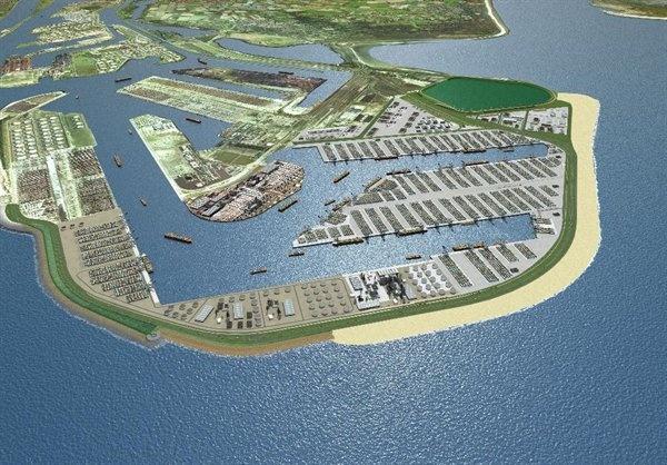 Haven van Rotterdam vanaf ca. 1880     Poort naar de wereld