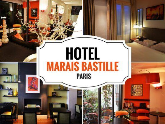 Hotel em Paris na Bastilha - Hotel Marais Bastille