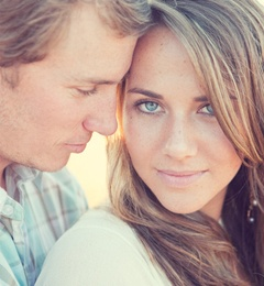 Engagement | This Modern Romance...bright and warm