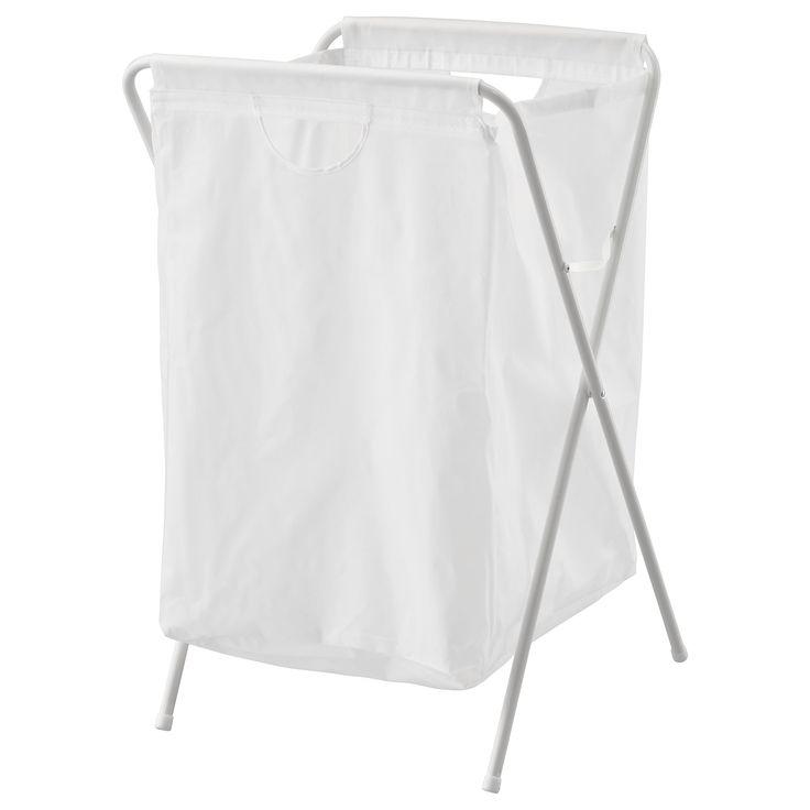 Skubb Laundry Bag With Stand Black 21 Gallon Ikea Tvattstugan