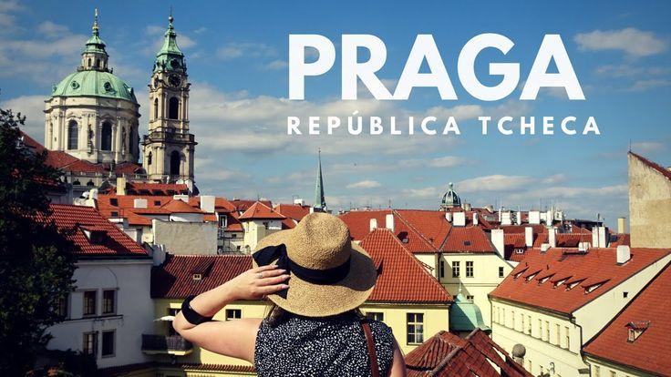 Vlog da minha viagem a Praga, capital da República Tcheca.