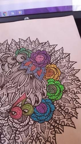45 best Adult coloring books images on Pinterest | Adult coloring ...