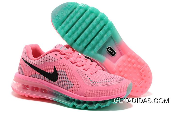 http://www.getadidas.com/nike-air-max-womens-running-shoe-pink-green-topdeals.html NIKE AIR MAX WOMENS RUNNING SHOE PINK GREEN TOPDEALS Only $88.00 , Free Shipping!