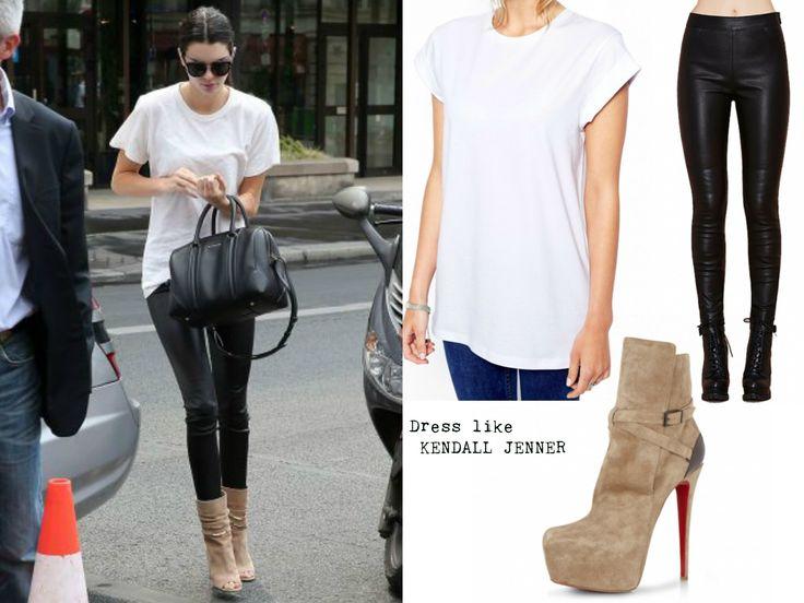 Dress like x http://nthgtowear.tumblr.com/ Kendall Jenner