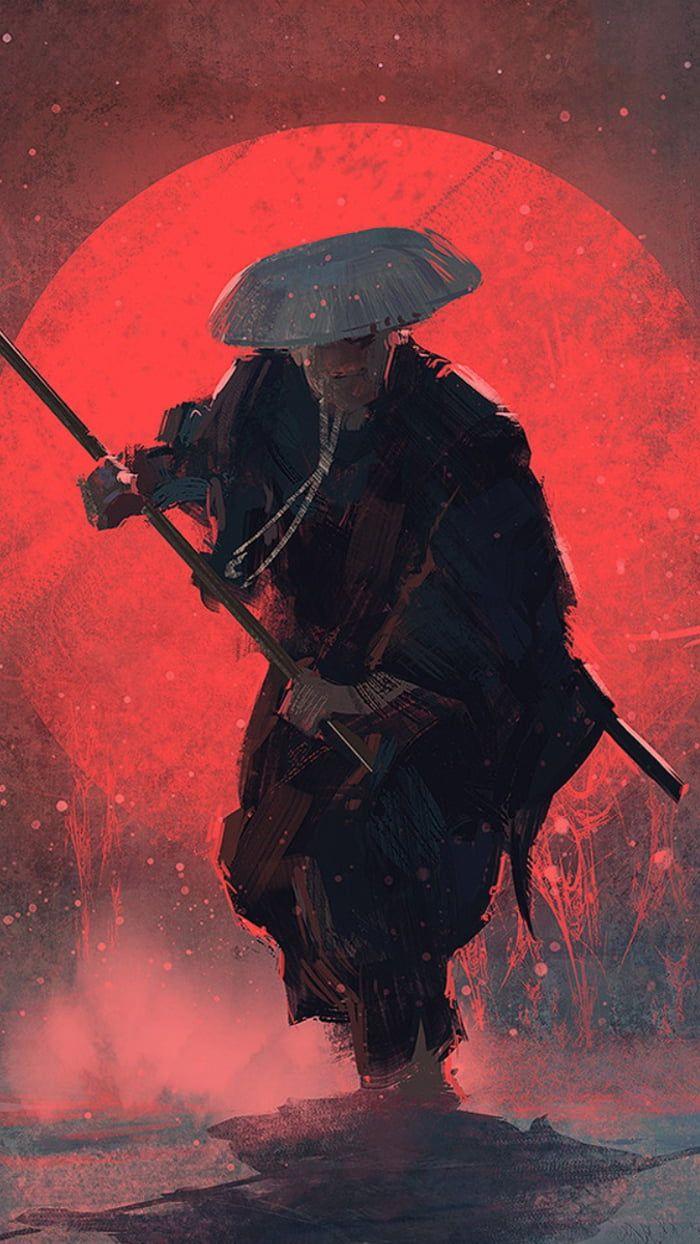 Ninja Warrior Ninja Art Samurai Art Ninja Wallpaper