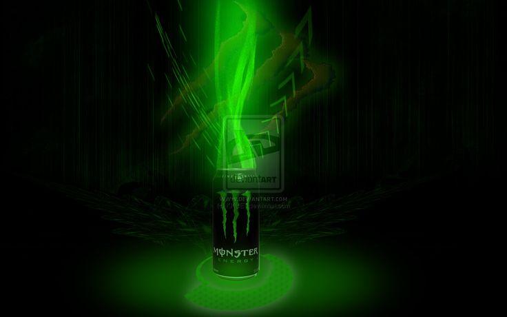 Monster Energy Wallpaper Monster Energy Drink