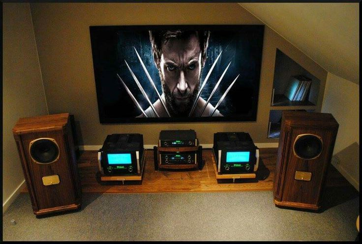McIntosh & Tannoy Turnberry speaker's | high end and than ...