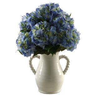 Mediterranean Artificial Flower Arrangements by D&W Silks, Inc