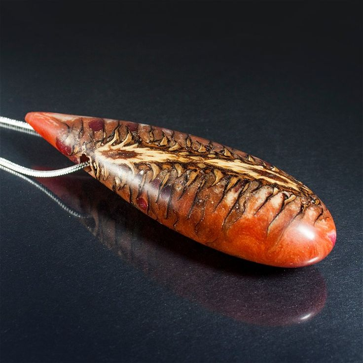 Image of Fir cone pendant