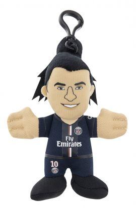 Mini-Poupluche Zlatan Ibrahimovic 10 cm - Paris Saint-Germain - Saison 2014/15 - 10,00 €
