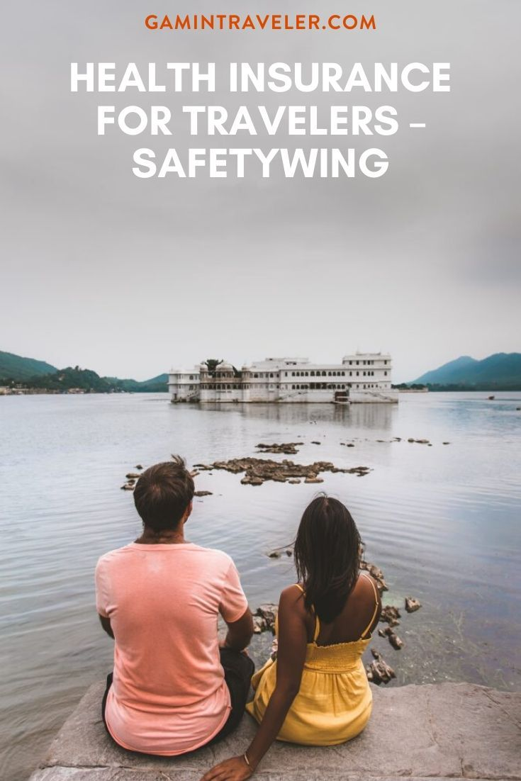 Travel Insurance For Travelers Safetywing Experience Work