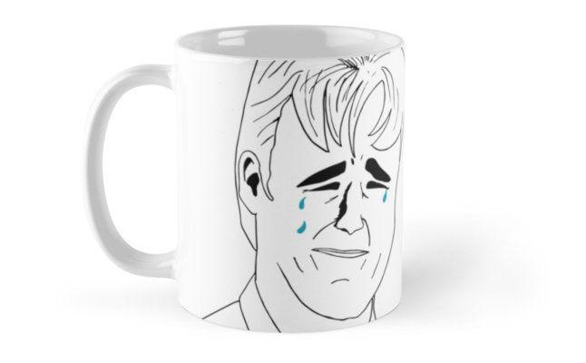 Crying Dawson Male Tears Mug #misandry