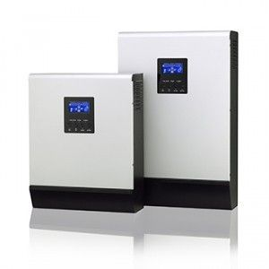 Power your home, office or factory with the PengaPower range of inverters. Modern design with improved features such as built in MPPT charge controller. Charge