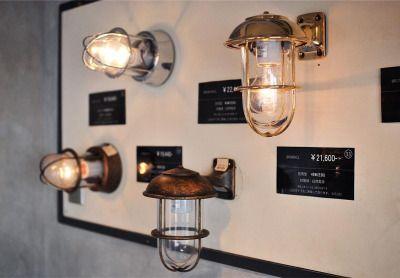 人気のマリンランプ。こちらは外灯ですが、室内でもお使いいただけますよ◎玄関ドアの横や表札の上はもちろん、洗面の鏡の上や玄関、キッチンにもオススメです。 ・ 詳細はウェブストアをご覧ください ・ #lighting_ps http://ift.tt/2lvShJh