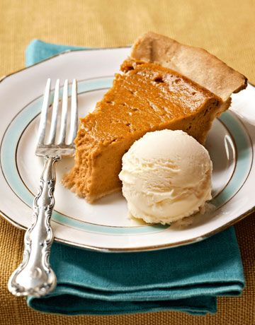 This ethereal adaptation of conventional sweet-potato pie relies on fresh lemon juice and buttermilk for its tangy, crowd-pleasing flavor.