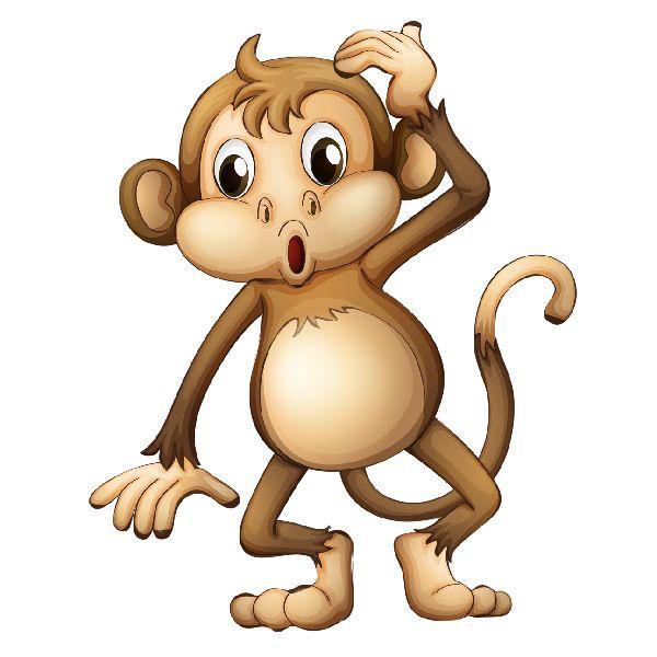 cartoon monkey image 5 png  600 u00d7600  cakes prints cheetah clip art black and white cheetah clipart face