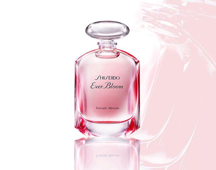 Indimenticabile come la fragranza, unico come la donna #Shiseido. Di chi stiamo parlando? #EverBloom http://everbloom.shiseido.it/