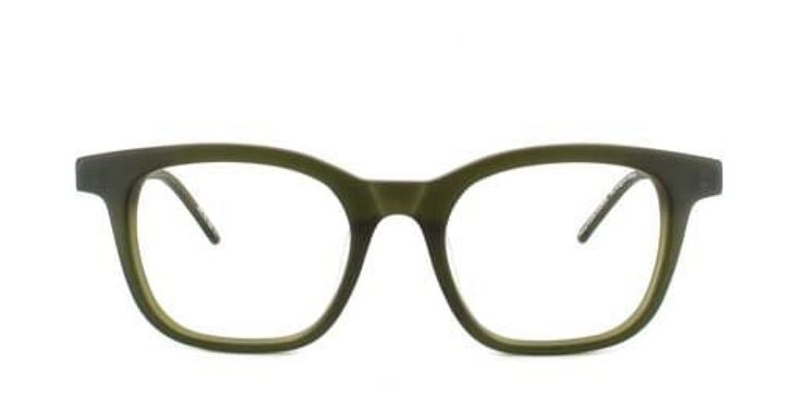 A SCANDINAVIAN IN N.Y. I Our interpretation of the classic Woody Allen look. A soft rectangular shape for a modern classic style. Wet Forest Green is a wearable neutral dark green.