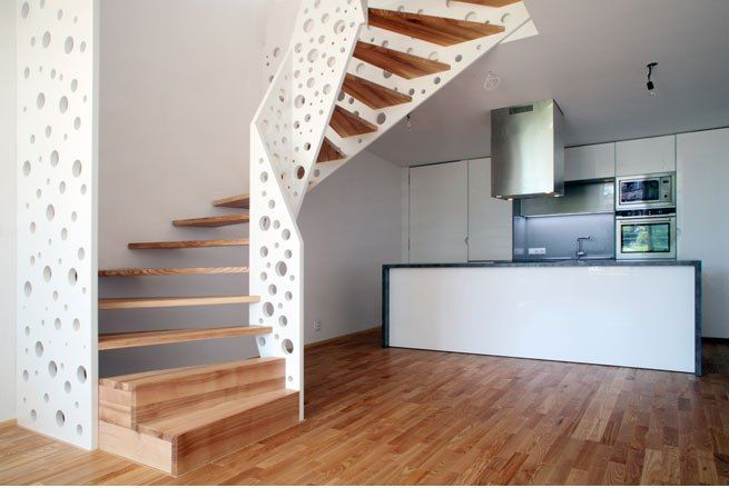 Small Laundry Room Design The Staircase Design Small House Interiors