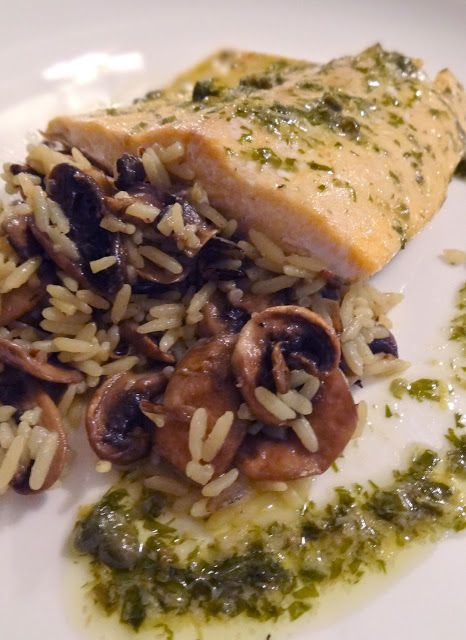 Best 25 rainbow trout recipes ideas on pinterest best for Lemon butter caper sauce for fish