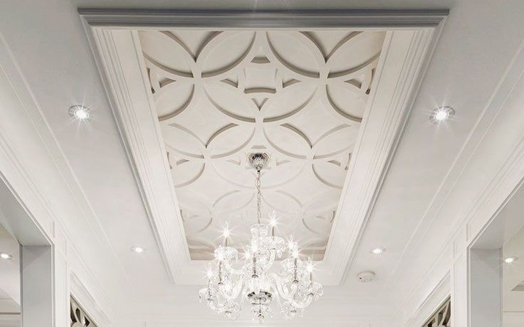 Ceiling Medallions Are The Ideal Complement To Ceiling Light Fixtures And Changes  Boring Rooms To Beautiful Spaces. Ceiling Trim Adds Depth And Dimension.